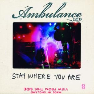 Image for 'Stay Where You Are'