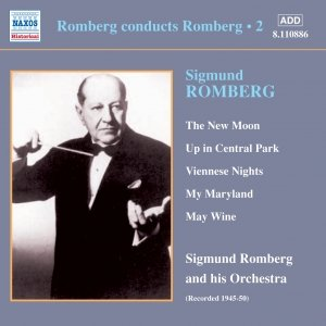 Image for 'ROMBERG: Romberg Conducts Romberg, Vol.  2 (1945-1950)'