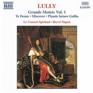 Imagem de 'LULLY: Grand Motets, Vol.  1'
