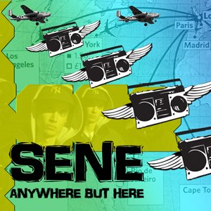 Image for 'Anywhere But Here'