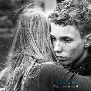 """My Love Is Real""的封面"