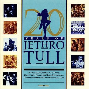 Image pour '20 Years of Jethro Tull'
