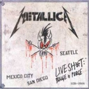 Image for 'Live Shit (disc 1)'