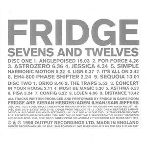 Imagem de 'Sevens and Twelves'