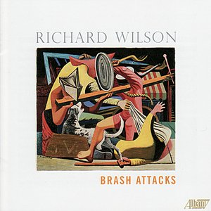 Image for 'Brash Attacks'