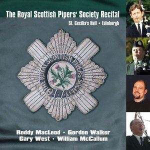 Image for 'The Royal Scottish Pipers Society Recital'