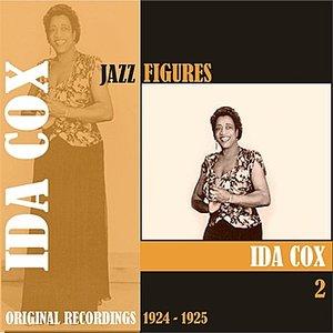Image for 'Jazz Figures / Ida Cox, (1924 - 1925), Volume 2'