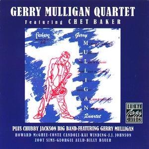 Image pour 'Gerry Mulligan Quartet/Chubby Jackson Big Band'
