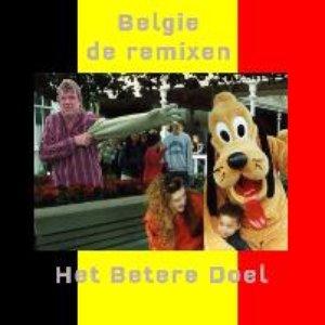 Bild för 'Het Betere Doel - België (de remixen)'