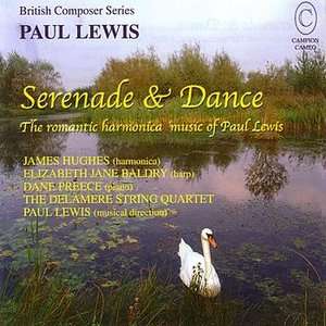 Imagen de 'Serenade & Dance: The Romantic Harmonica Music of Paul Lewis'