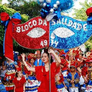 Immagine per 'Bloco Da Saudade'