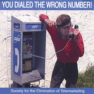 Image for 'You Dialed The Wrong Number!'