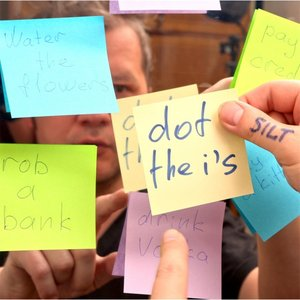 Image for 'Dot the I's.'