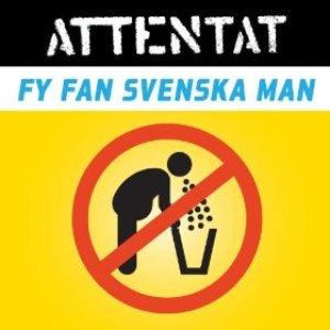 Image for 'Fy fan svenska man'