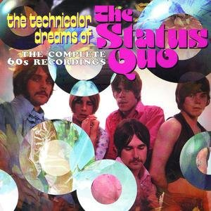 Image for 'The Technicolour Dreams Of The Status Quo: The Complete 60s Recordings'