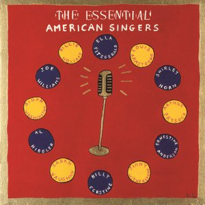 Image for 'The Essential American Singers'