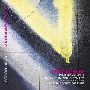 Image for 'Dutilleux: Symphony No. 1 - Tout un monde lointain - The Shadows of Time'