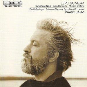 Image for 'Sumera: Symphony No. 6 / Cello Concerto / Musica Profana'