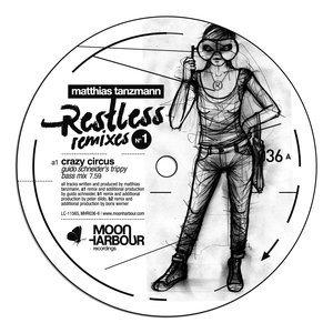 Image for 'Restless Remixes Part 1'