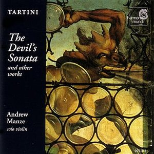 Image for 'Tartini: The Devil's Sonata and other works'