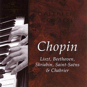 'Chopin, Liszt, Beethoven, Skriabin, Saint-Saëns & Chabrier'の画像