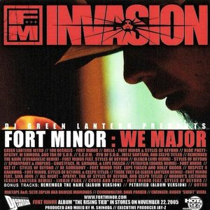 Image for 'DJ Green Lantern Presents: Fort Minor - We Major'