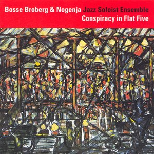 Image for 'Broberg, Bosse: Conspiracy in Flat 5'