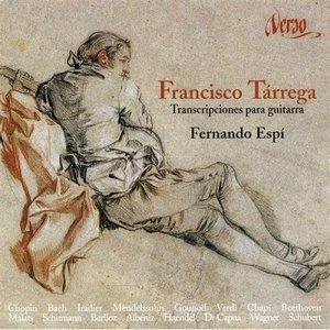"""Image for 'Transcriptiones Para Guitara - Cádiz De La """"Suite Española"""" (I. Albeniz)'"""