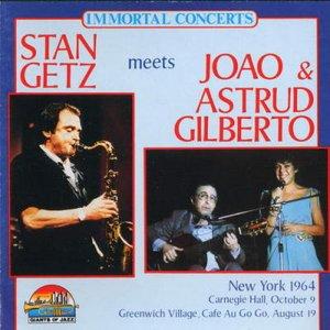 Image for 'Stan Getz meets Joao & Astrud Gilberto'