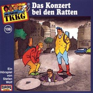 Image for 'TKKG 108 - Das Konzert bei den Ratten'