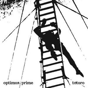 Immagine per 'Optimus Prime & Totoro split CD'