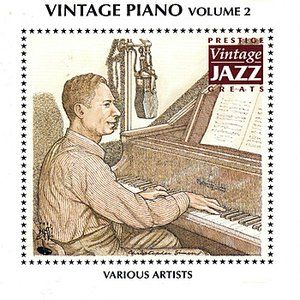 Image for 'Vintage Piano Volume 2'
