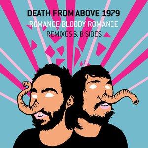 Image for 'Romance Bloody Romance: Remixes & B-Sides'