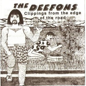 Image for 'Clippings From the Edge of the Road'
