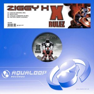 Image for 'X-Rulez  Factor A'