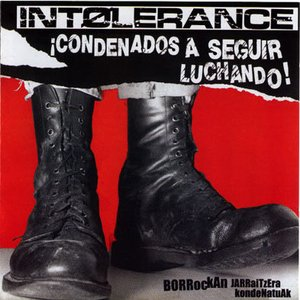 Bild für '¡Condenados a Seguir Luchando!'