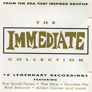 Image for 'The Immediate Collection'