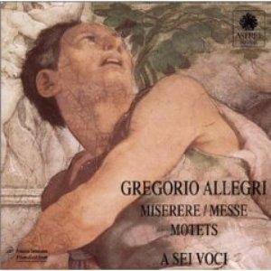 Image for 'Miserere, Messe, Motets'