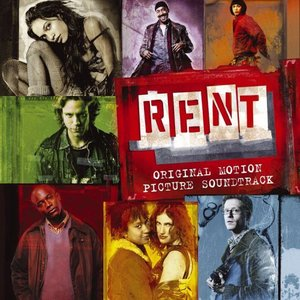 Image for 'RENT - Original Motion Picture Soundtrack'