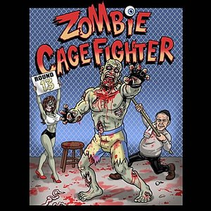 Image for 'Zombie Cage Fighter'