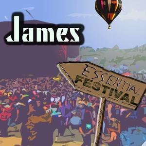'Essential Festival: James'の画像