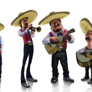 Image for 'Los Mariachis'