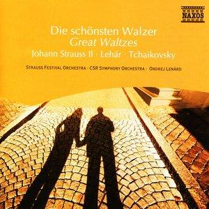 Image for 'Strauss Ii / Lehar / Tchaikovsky: Great Waltzes'