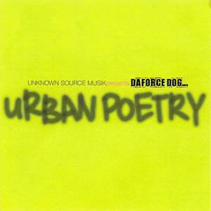 Image for 'Urban Poetry'