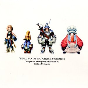 Bild för 'Final Fantasy IX Original Soundtrack'
