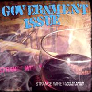 Image for 'Strange Wine: Live at CBGB August 30,1987'