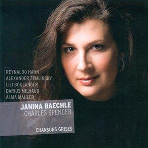 Image for 'Vocal Recital: Baechle, Janina - Hahn, R. / Zemlinsky, A. Von / Boulanger, L. / Milhaud, D. / Mahler, A.M.'