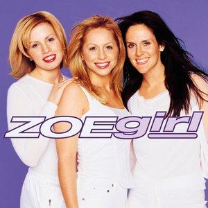 """""""ZOEgirl""""的封面"""