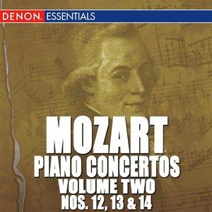 Image for 'Mozart: Piano Concertos - Vol. 2 - Nos. 12, 13 & 14'