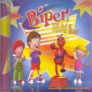 Image for 'Biper y Tori el Robot'